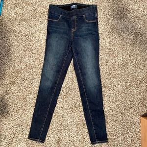 Rockstar Skinny Jeans, Built In Sculpt